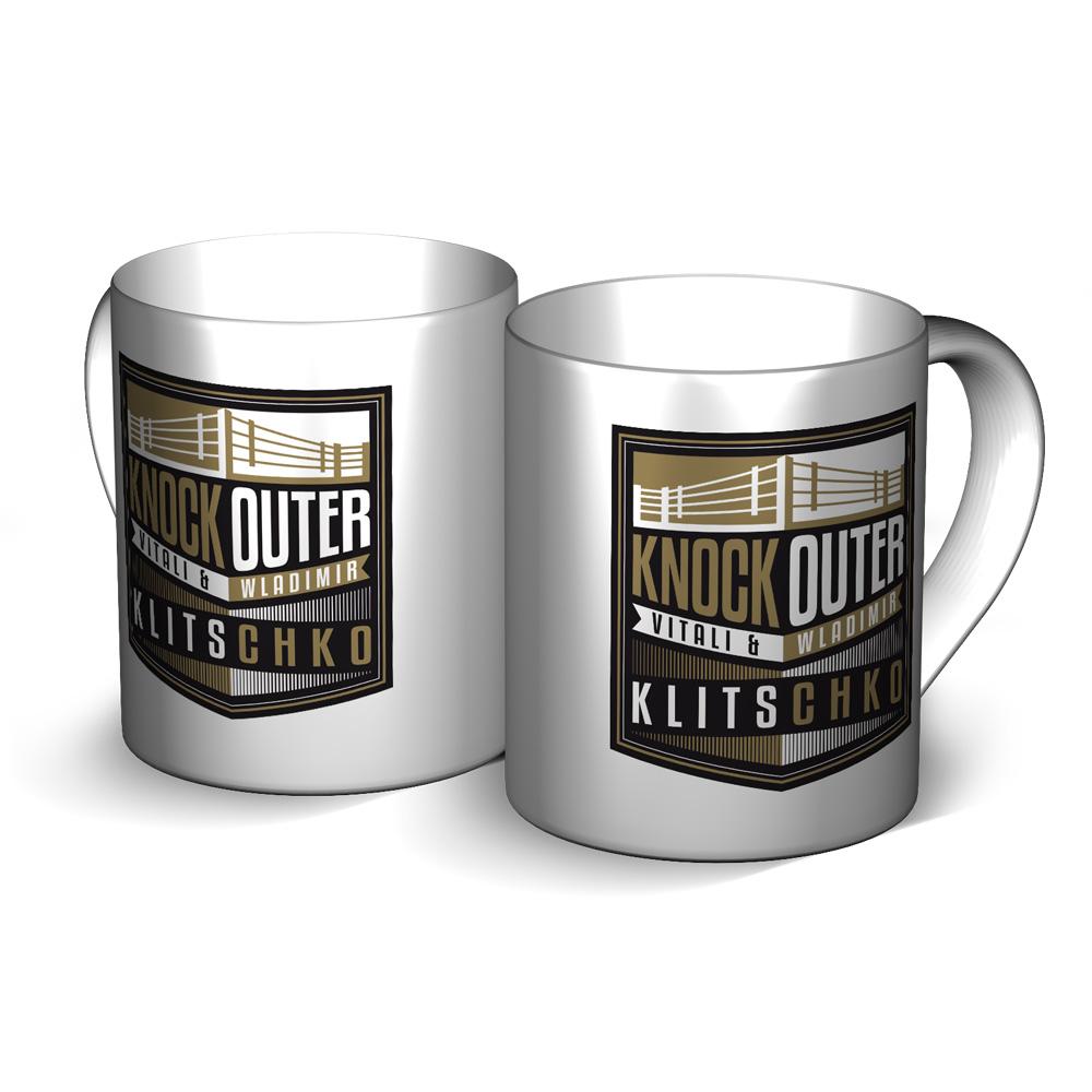 Original Knock Outer von Klitschko - Tasse jetzt im Klitschko Shop