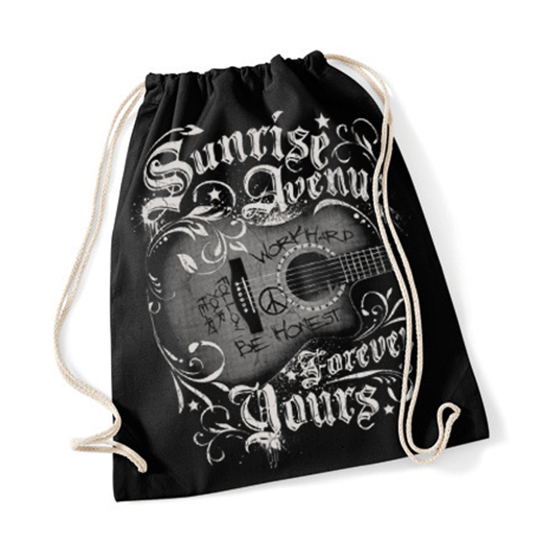 Bravado forever yours sunrise avenue turnbeutel merch - Forever yours sunrise avenue ...