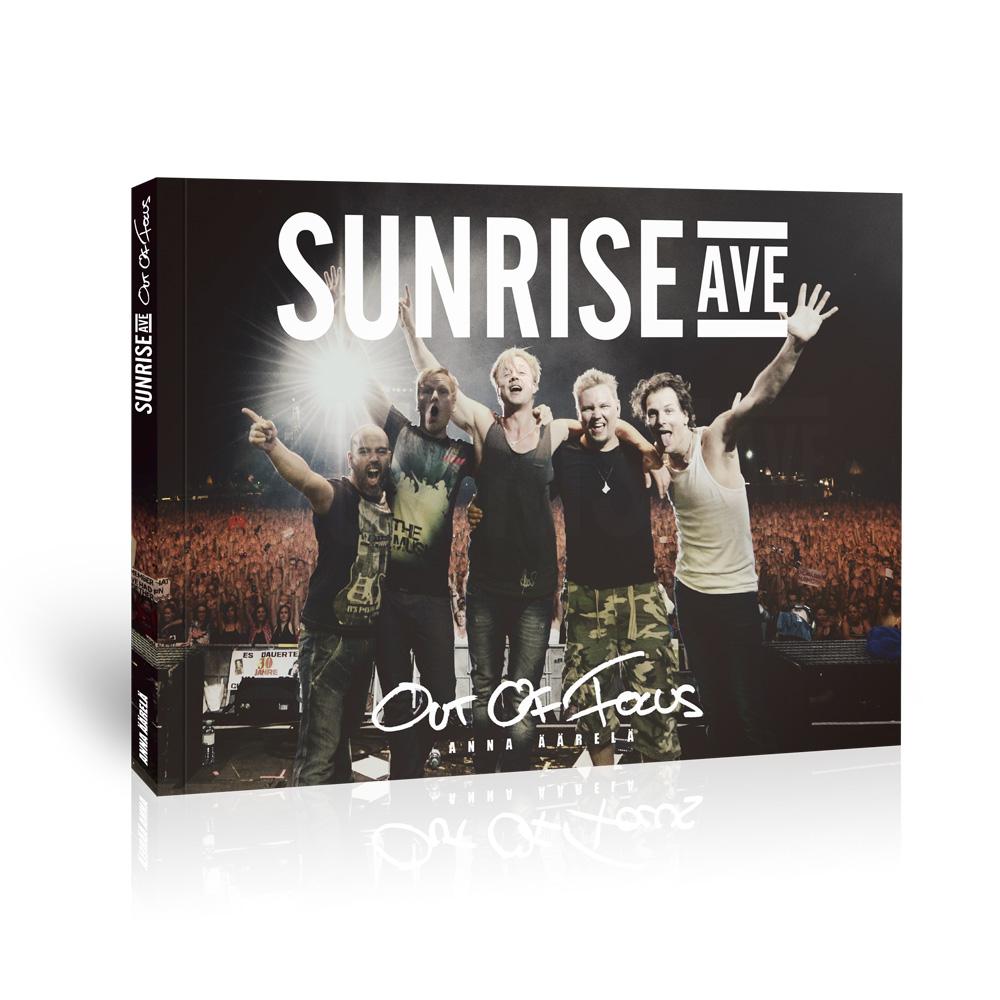 Out Of Focus von Sunrise Avenue - Buch jetzt im Bravado Shop