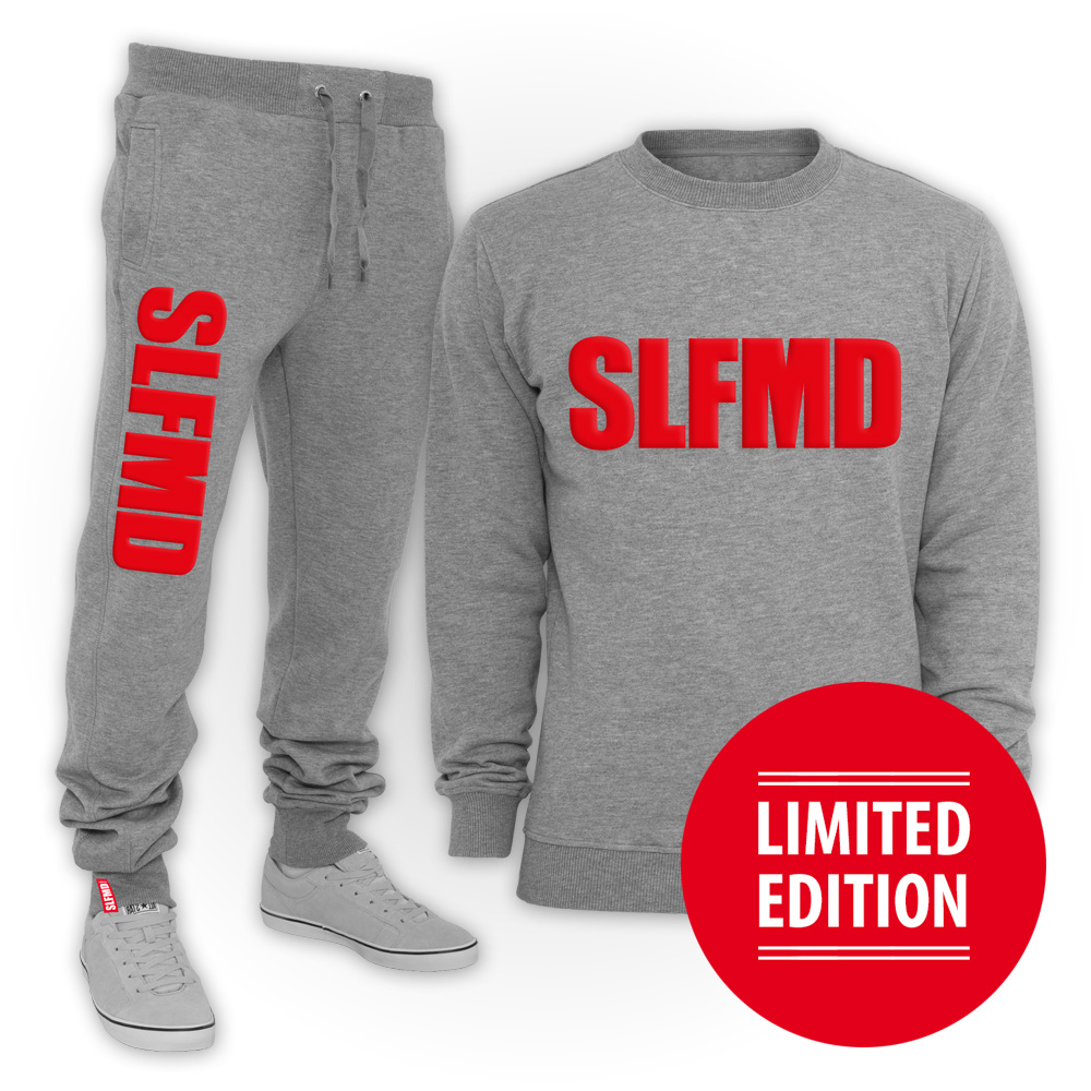 SLFMD limited von Selfmade Records - Jogginganzug jetzt im Selfmade Records Shop
