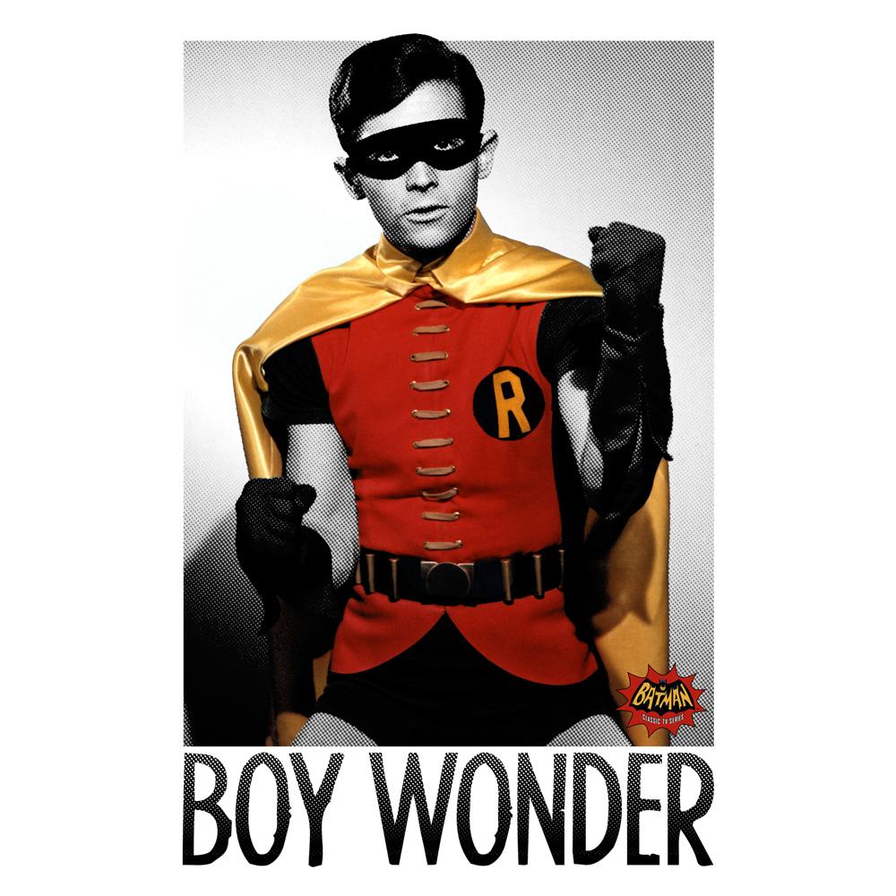 Bravado boy wonder batman t shirt merch for Wonder boy t shirt