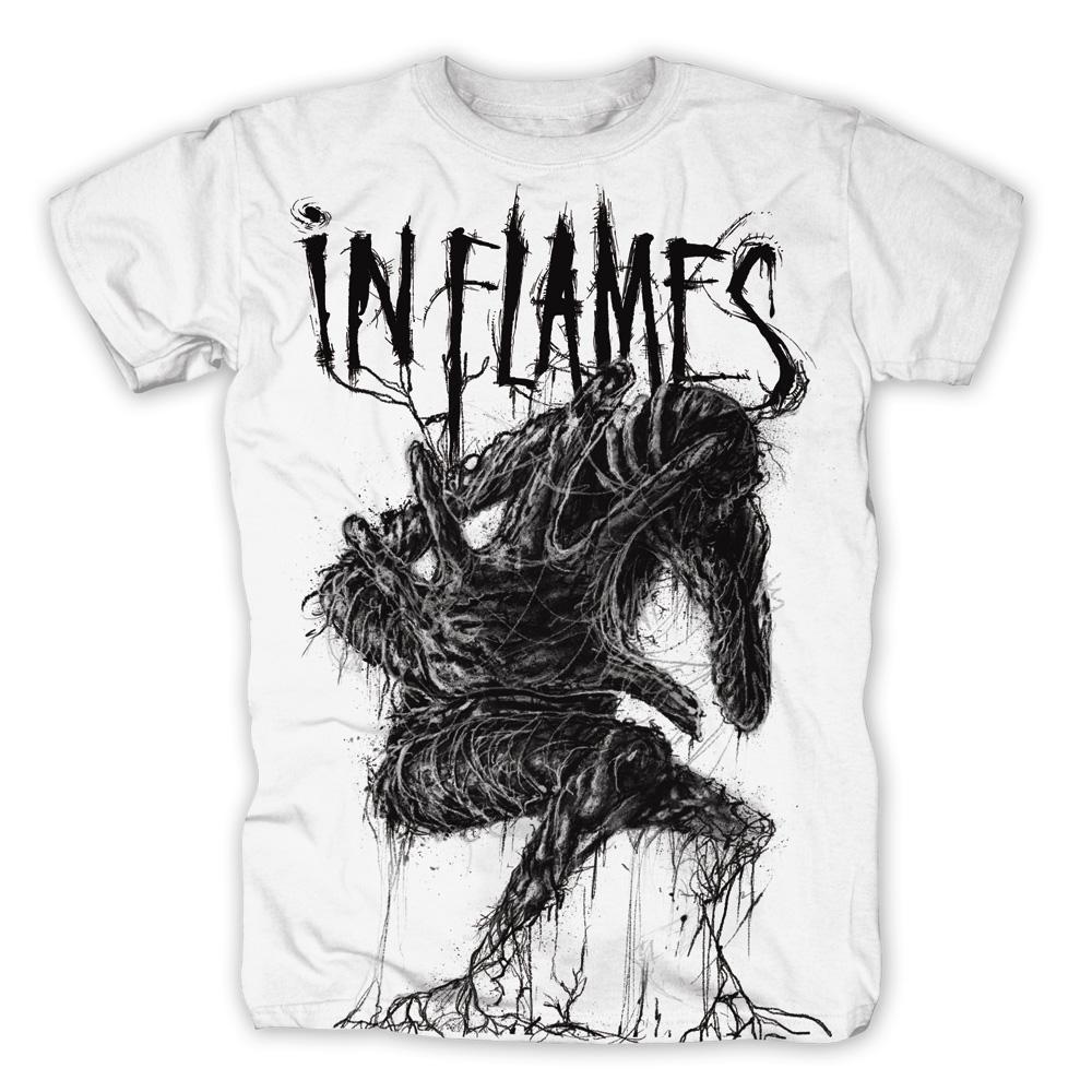 √Big Creature von In Flames - T-Shirt jetzt im In Flames Shop