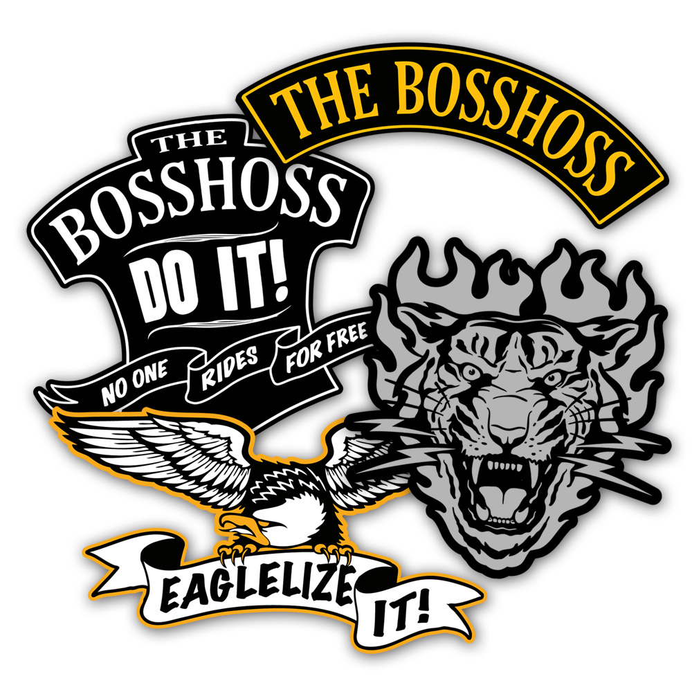 The Bosshoss Shop