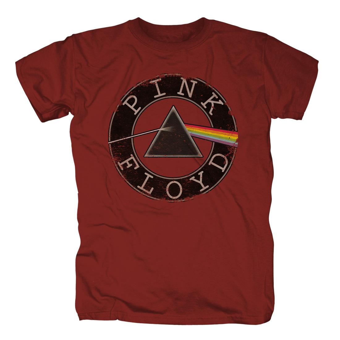 Logo Circle von Pink Floyd - T-Shirt jetzt im Bravado Shop