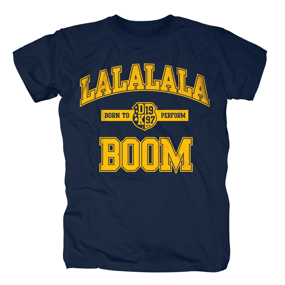 LaLaLaLa Boom von Deichkind - T-Shirt jetzt im Deichkind Shop