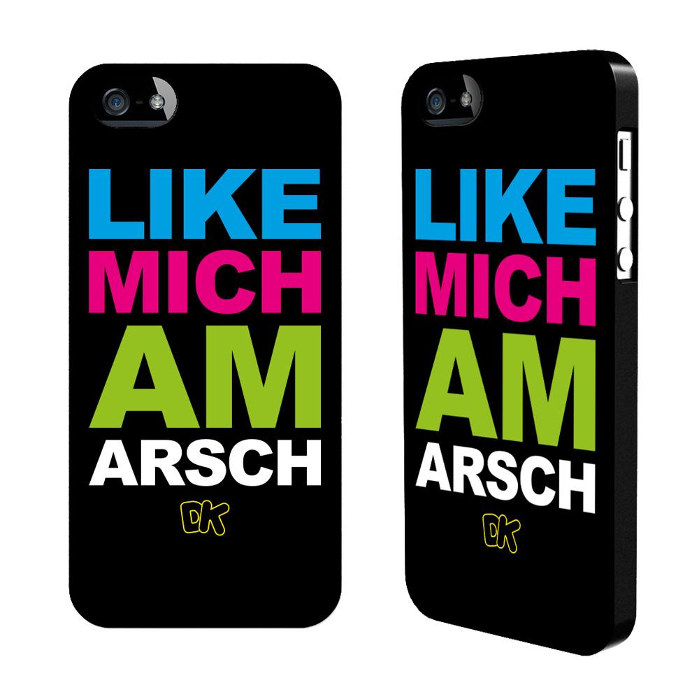 Like Mich Am Arsch von Deichkind - iPhone Case jetzt im Bravado Shop