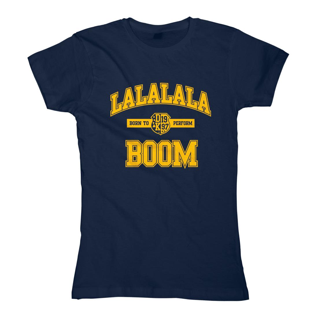 LaLaLaLa Boom von Deichkind - Girlie Shirt jetzt im Bravado Shop