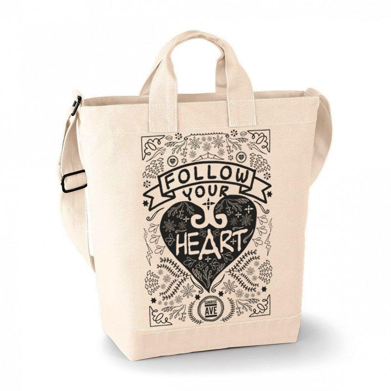 Follow Your Heart Painted von Sunrise Avenue - Tasche jetzt im Bravado Shop