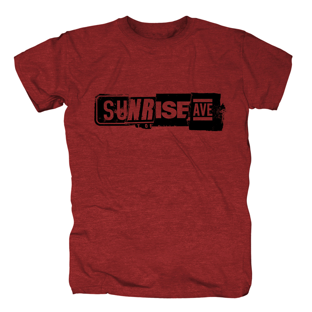 Best Of Logo von Sunrise Avenue - T-Shirt jetzt im Bravado Shop