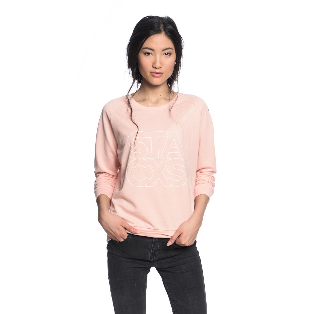 Outline Logo von Stacxs - Girlie Sweater jetzt im Stacxs Shop Shop