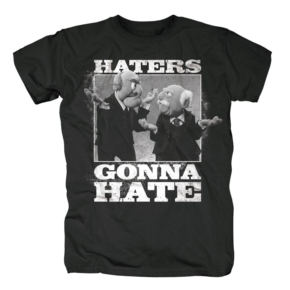 Haters Gonna Hate von The Muppets - T-Shirt jetzt im Bravado Shop