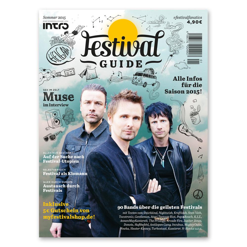 Festival Guide Magazin von Accessoires - Magazin jetzt im My Festival Shop Shop