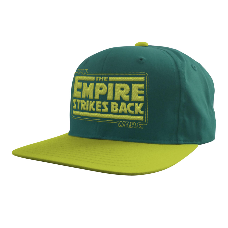 The Empire Strikes Back von Star Wars - Cap jetzt im SuperTees Shop