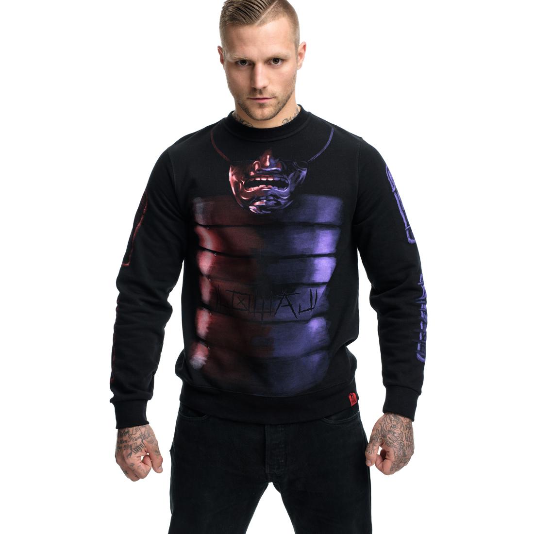 Loyal Yoroi von Kontra K - Sweater jetzt im Bravado Shop
