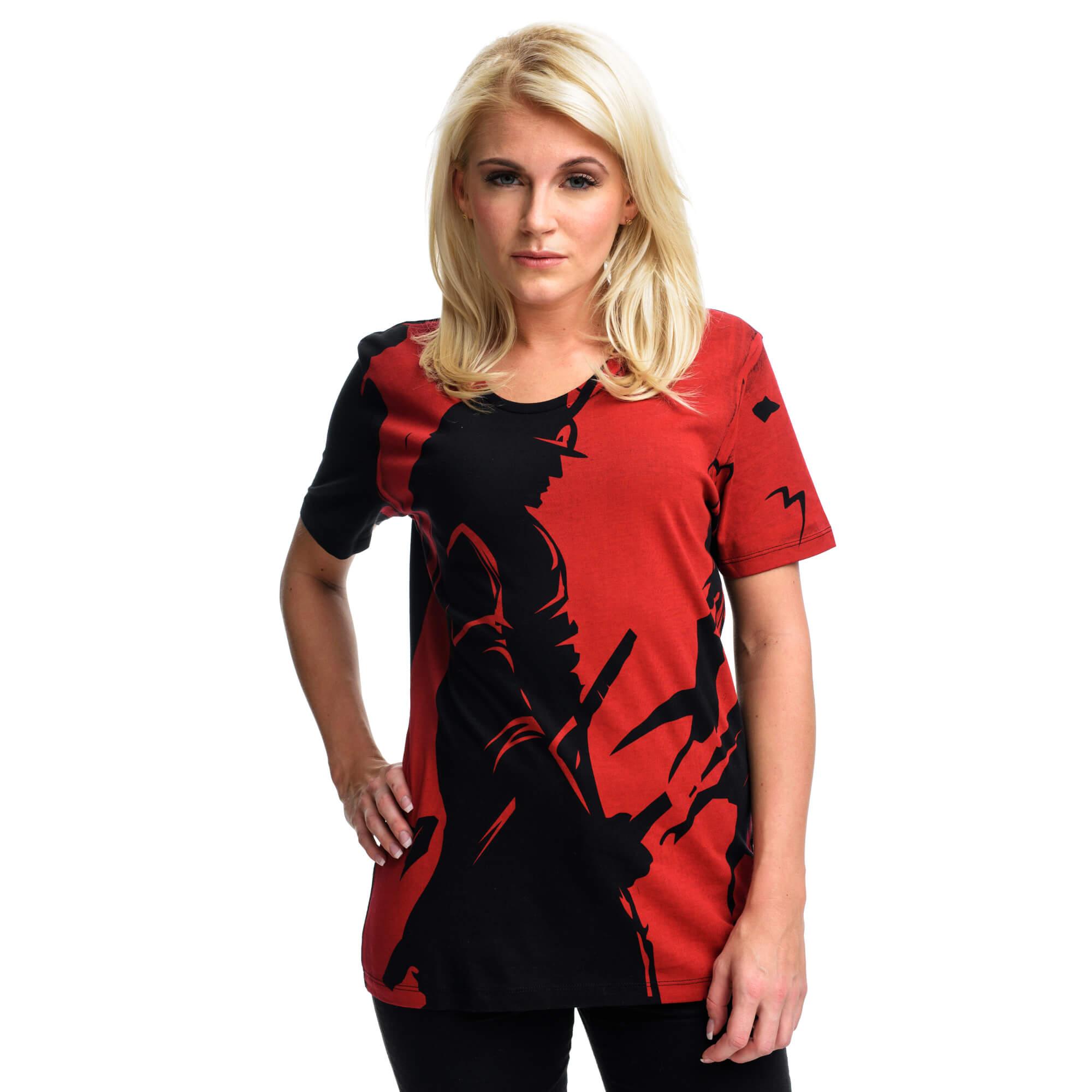 Loyal Samurai von Kontra K - Girlie Shirt jetzt im Bravado Shop