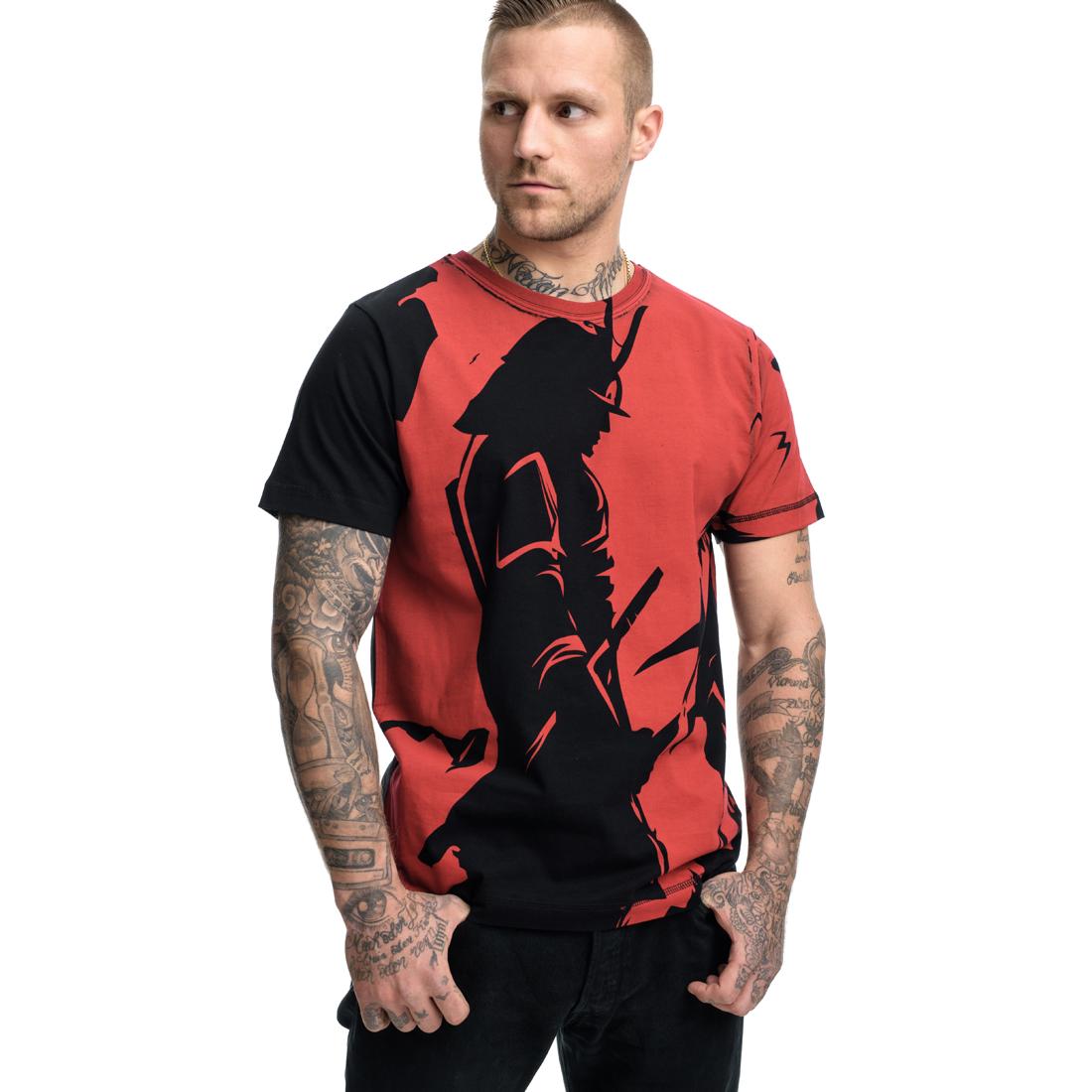 Loyal Samurai von Kontra K - T-Shirt jetzt im Bravado Shop