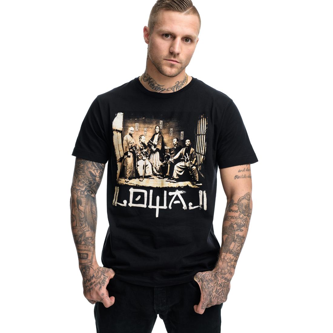 Loyal Warriors von Kontra K - T-Shirt jetzt im Bravado Shop
