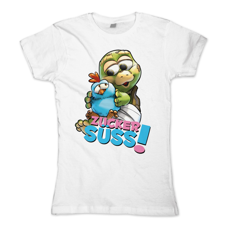 Zucker Süss! von Sascha Grammel - Girlie Shirt jetzt im Bravado Shop
