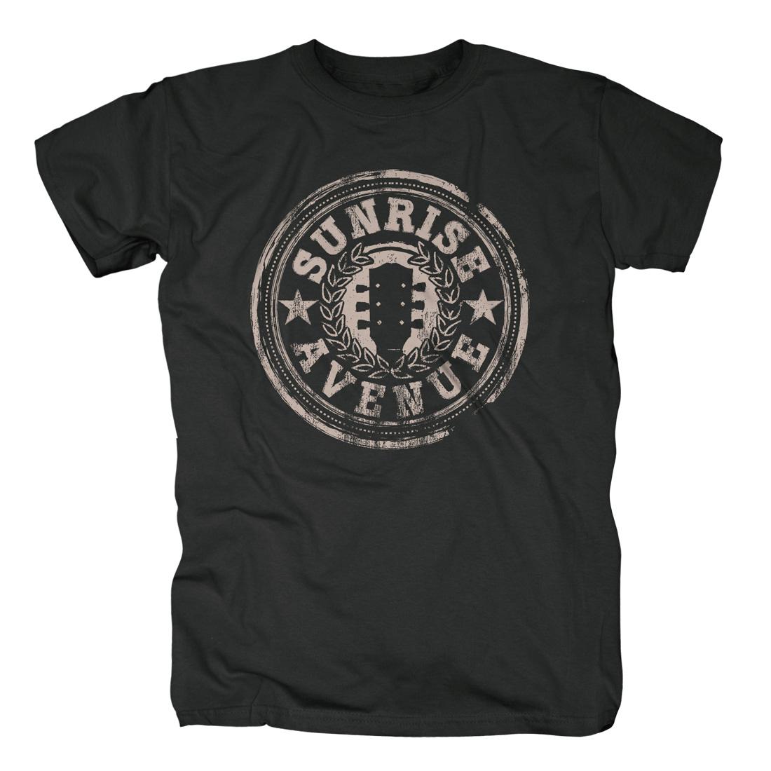 String Leaves von Sunrise Avenue - T-Shirt jetzt im Bravado Shop