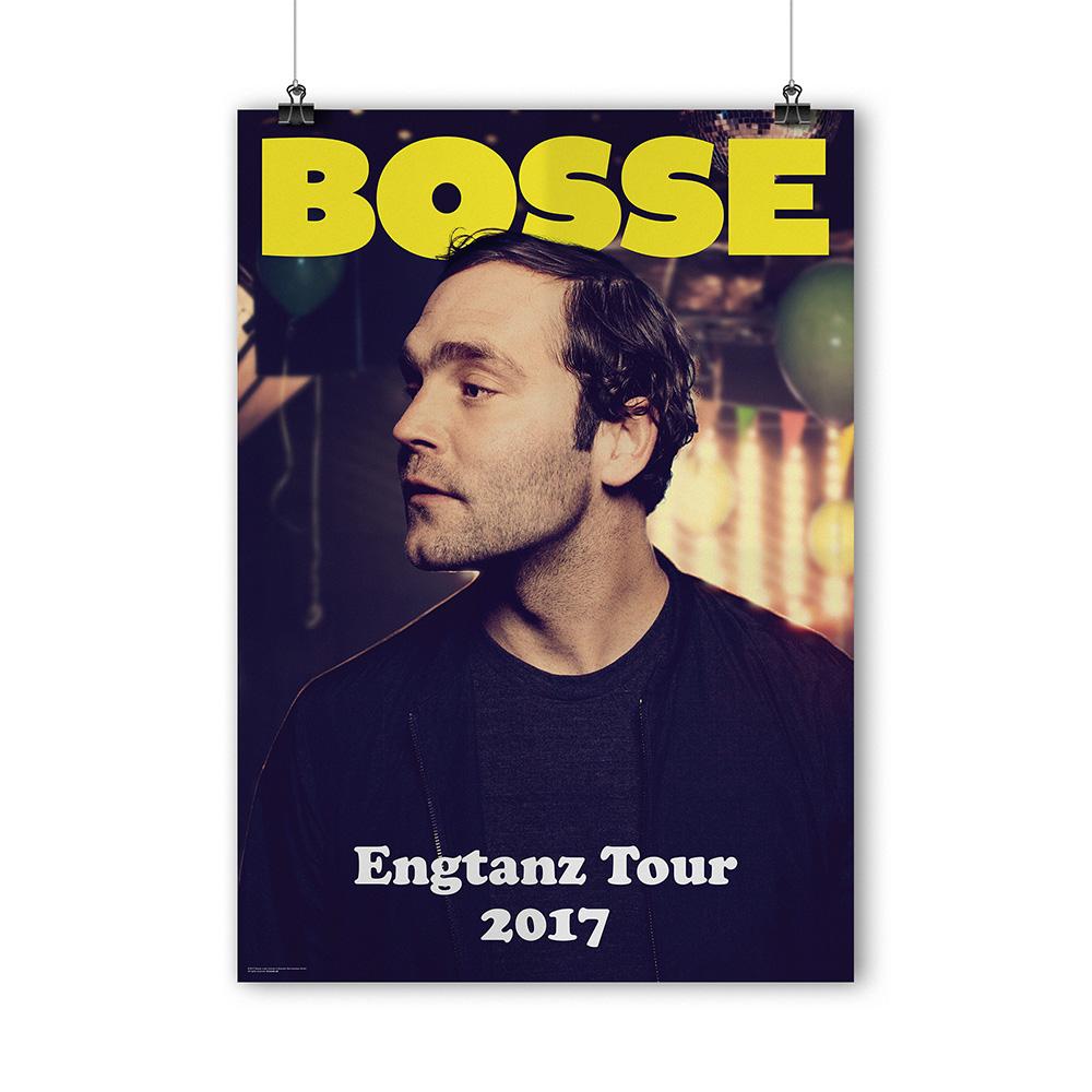 Engtanz von Bosse - Poster jetzt im Bravado Shop