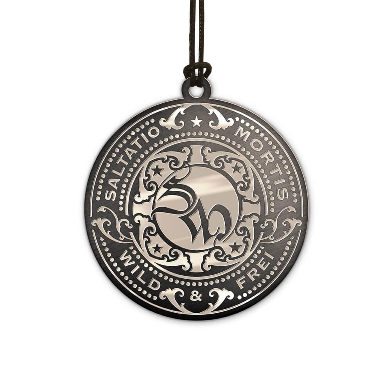 Wild & Frei von Saltatio Mortis - Amulett jetzt im Bravado Shop