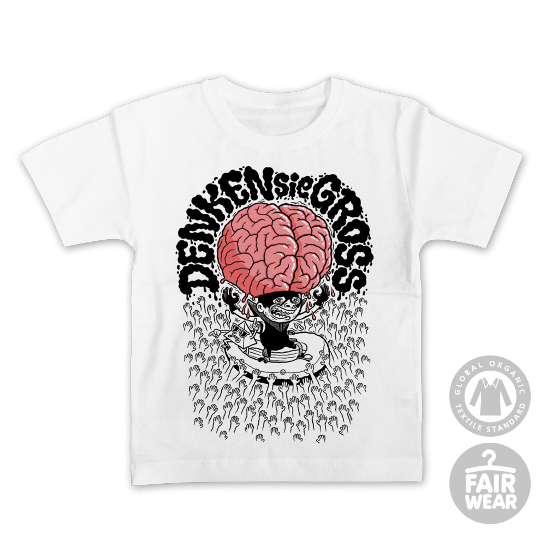 Denken Sie Groß von Deichkind - Kids Shirt jetzt im Bravado Shop