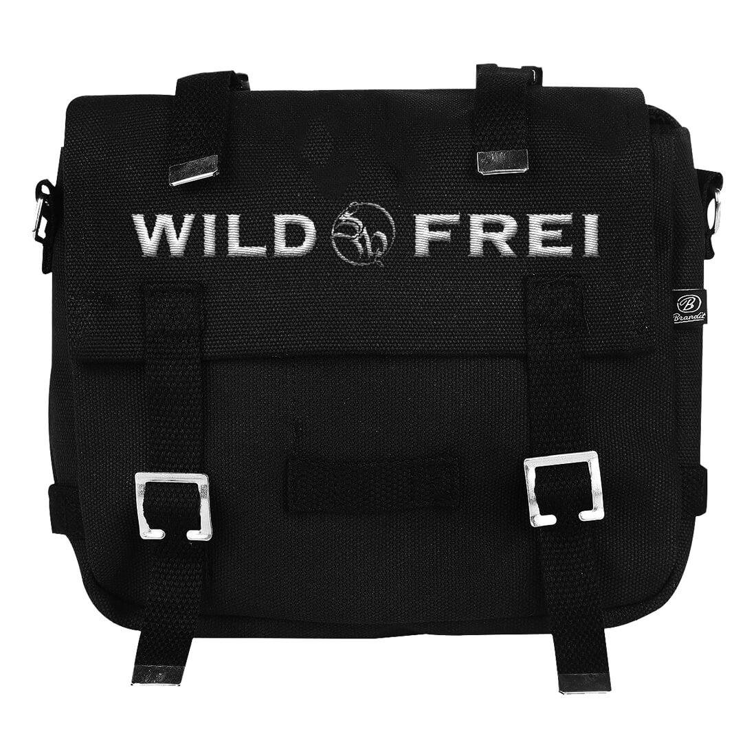 Wild & Frei Logo von Saltatio Mortis - Tasche jetzt im Saltatio Mortis Shop
