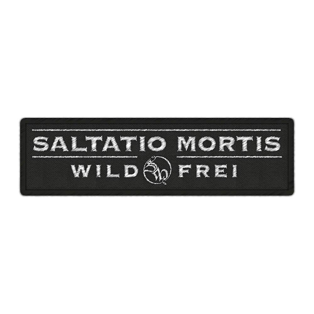 Wild & Frei von Saltatio Mortis - Patch jetzt im Saltatio Mortis Shop