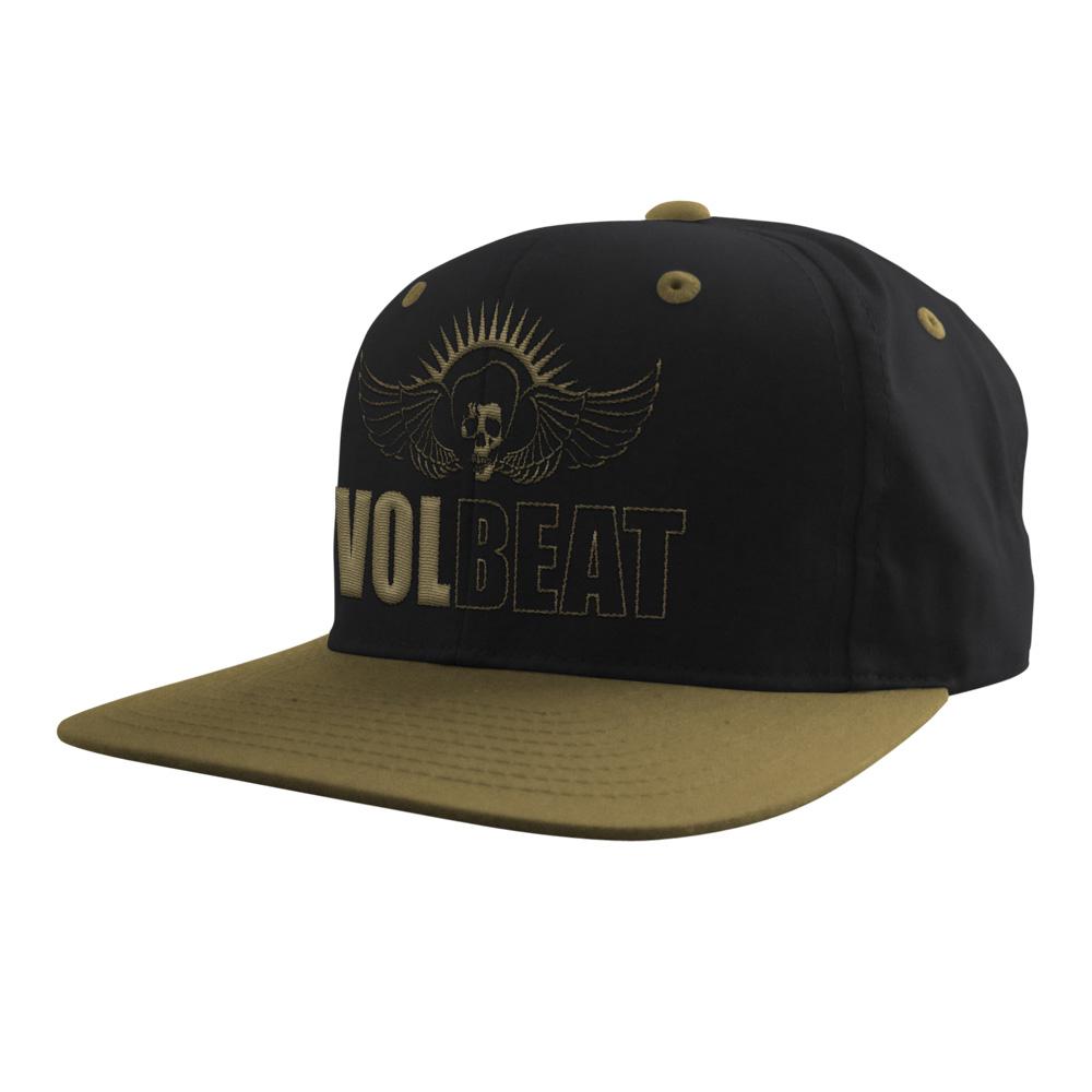 √Skullwing von Volbeat - Cap jetzt im Volbeat Shop