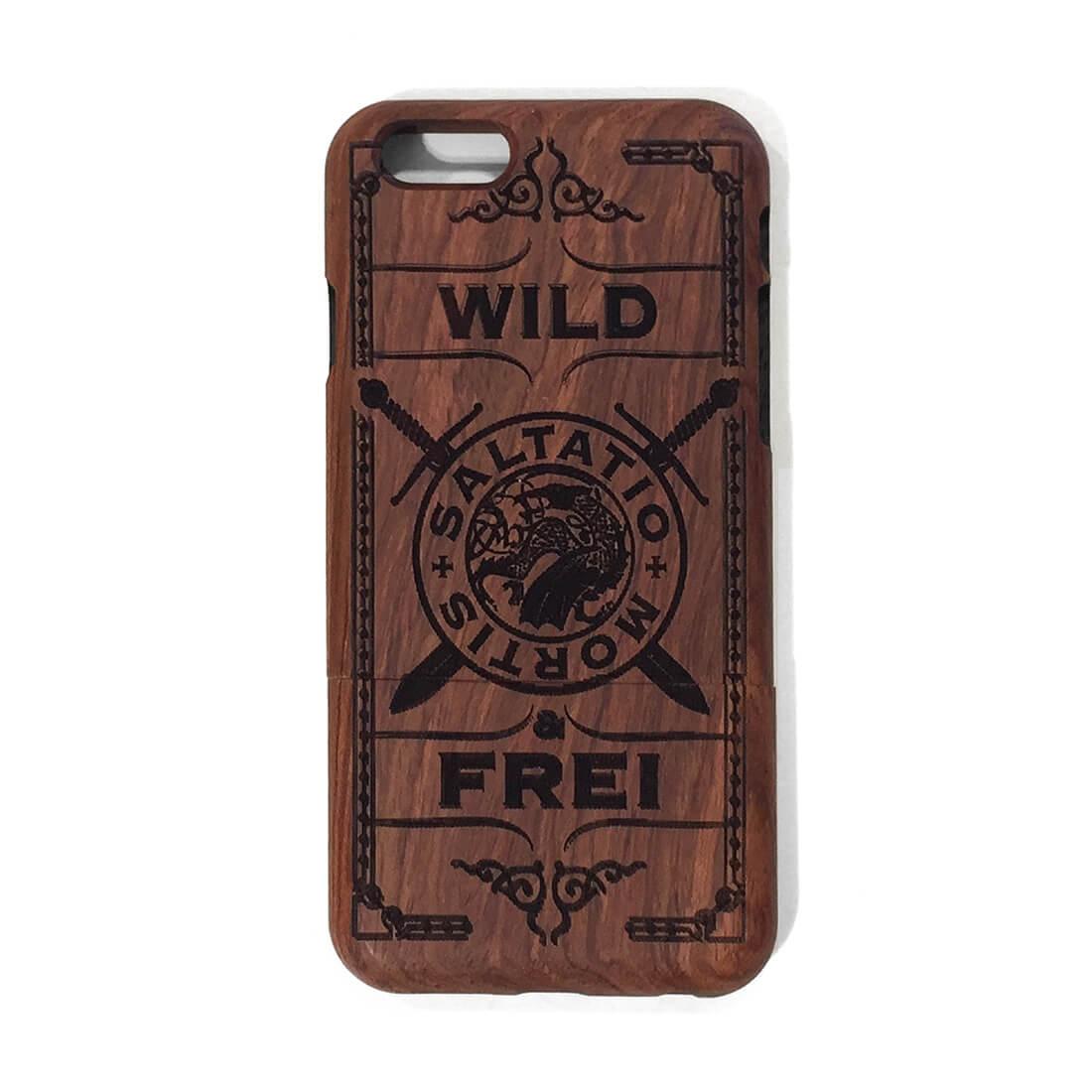 Wild & Frei von Saltatio Mortis - Phone Case jetzt im Bravado Shop