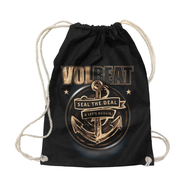 Anchor von Volbeat - Gym Bag jetzt im Bravado Shop
