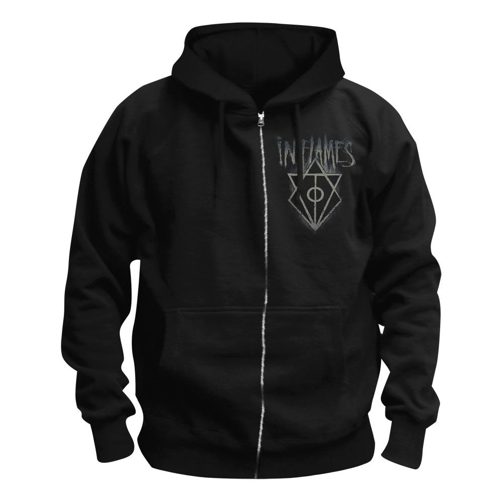 √Hooked Jesterhead von In Flames - Kapuzenjacke jetzt im In Flames Shop