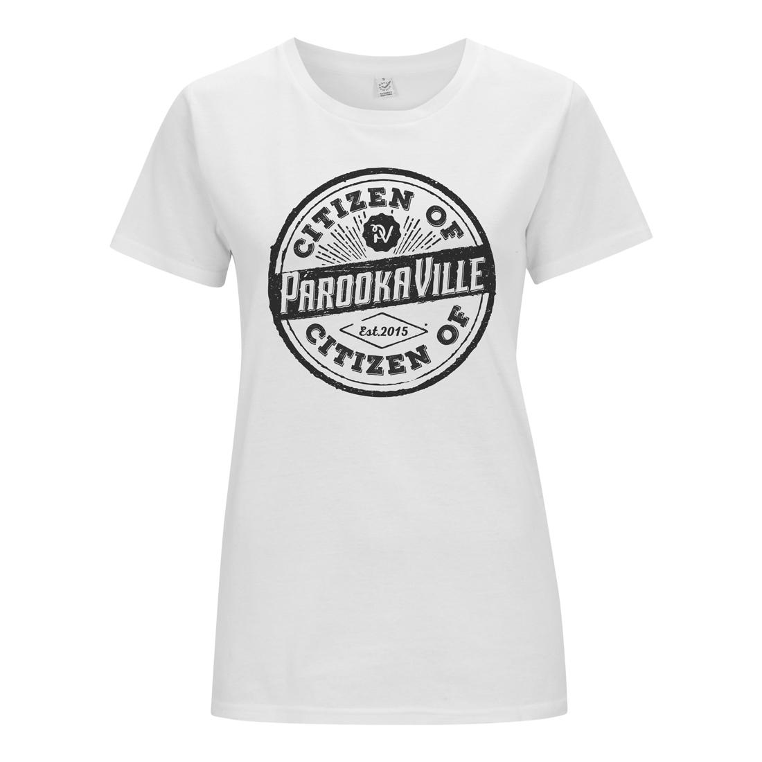 Citizen of von ParookaVille Festival - Girlie Shirt jetzt im ParookaVille Shop