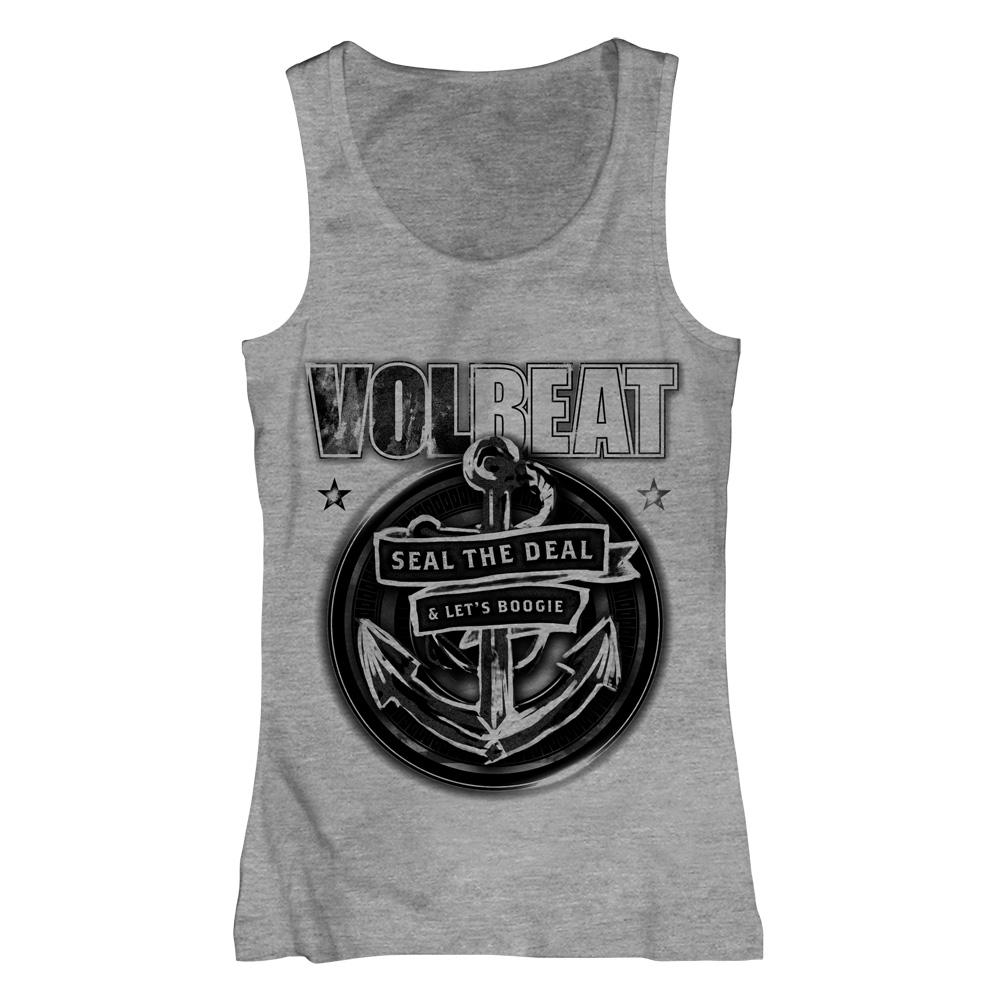 √Anchor von Volbeat - Girlie Top jetzt im Volbeat Shop