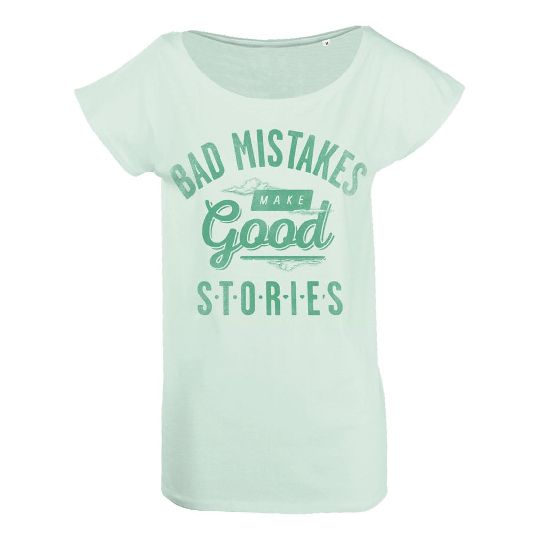 Good Stories von ParookaVille Festival - Girlie Shirt Loose Fit jetzt im ParookaVille Shop