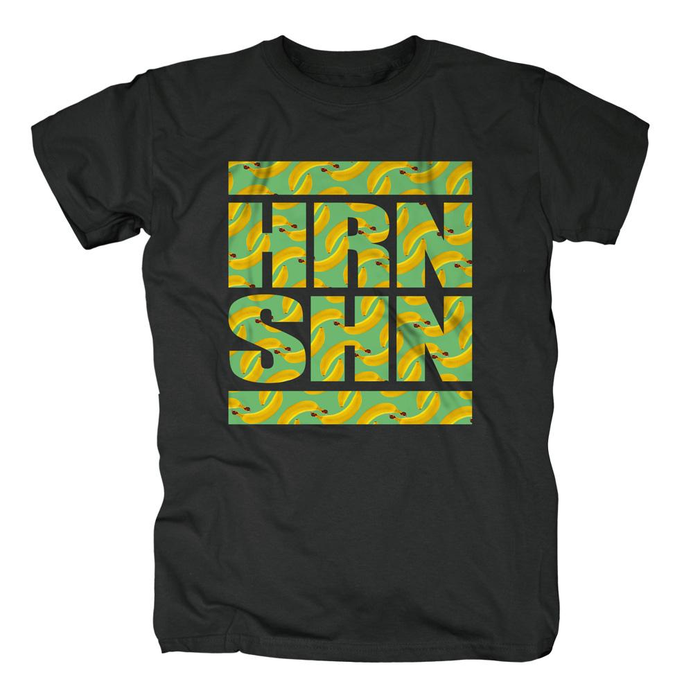 HRNSHN Banana Style von 257ers - T-Shirt jetzt im Selfmade Records Shop