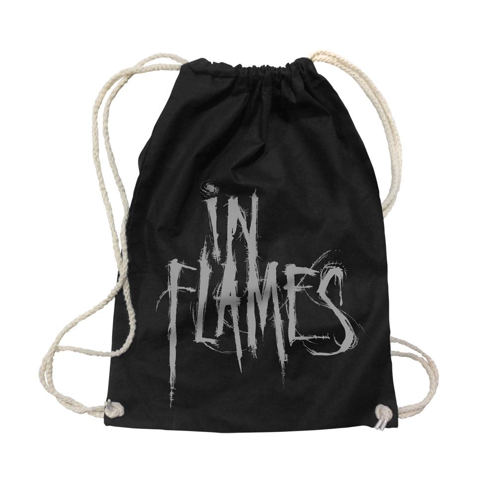 √Logo von In Flames - Gym Bag jetzt im In Flames Shop
