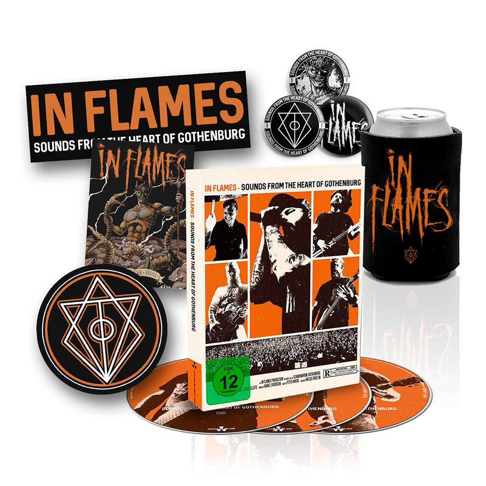 √DVD Bundle von In Flames - Bundle jetzt im In Flames Shop