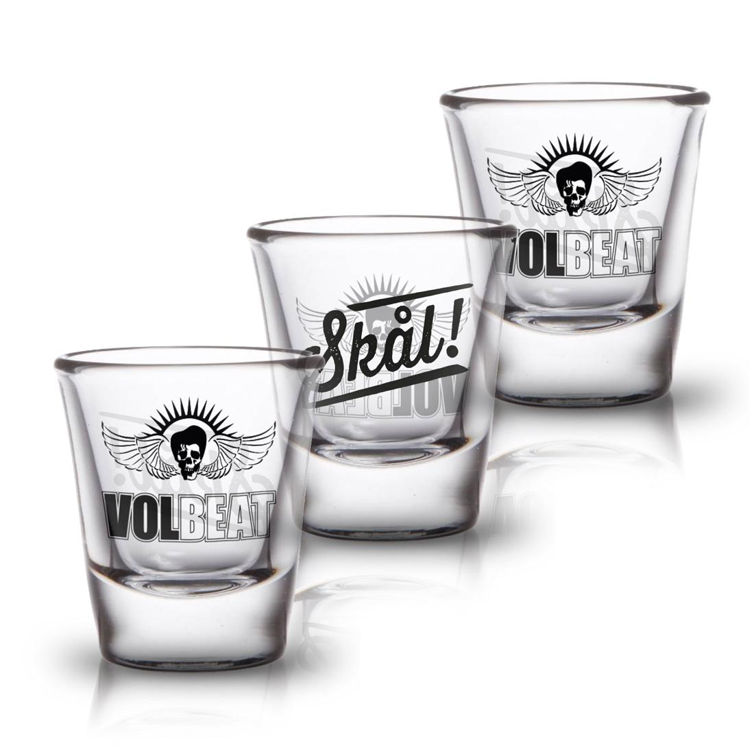 √Skal von Volbeat - glass jetzt im Volbeat Shop