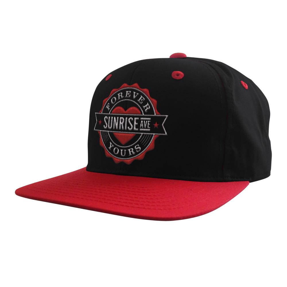 Forever Yours Emblem von Sunrise Avenue - Cap jetzt im Bravado Shop