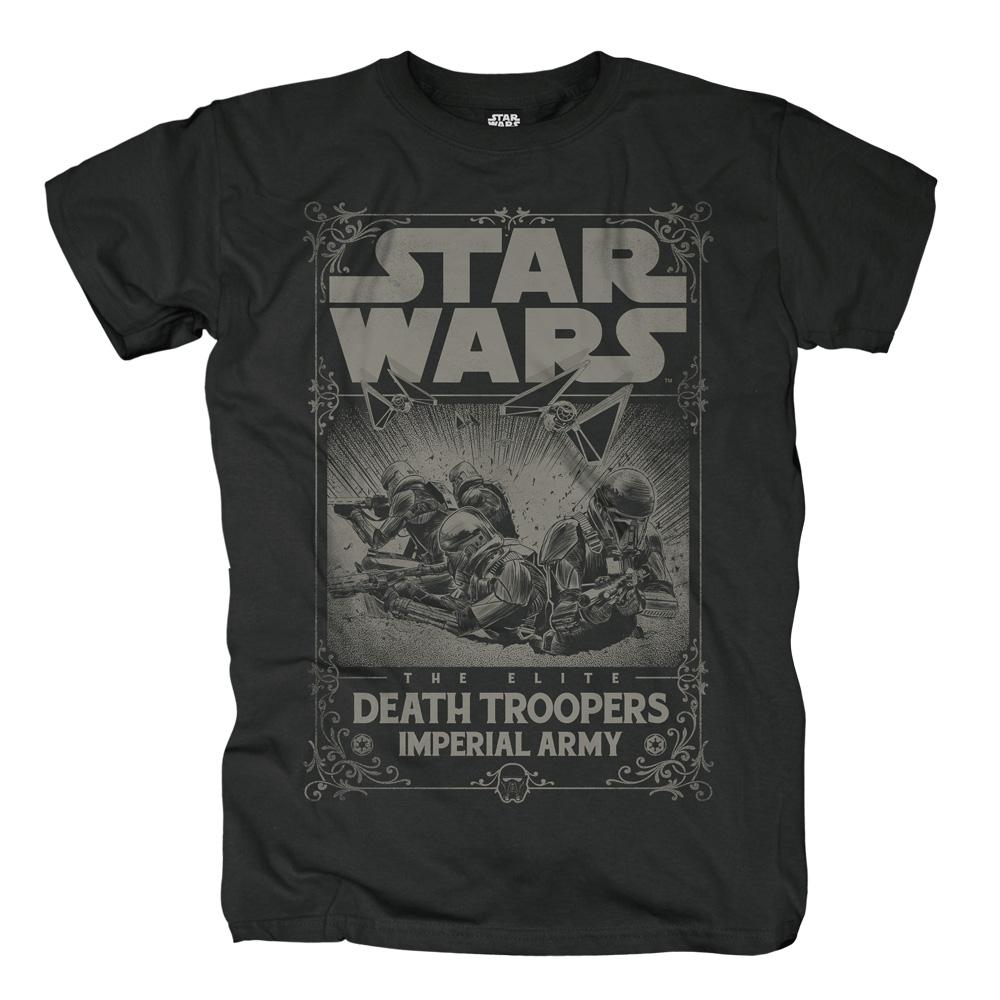 The Elite von Star Wars - T-Shirt jetzt im SuperTees Shop