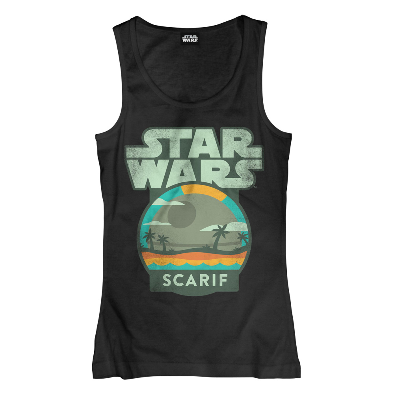 Scarif von Star Wars - Girlie Top jetzt im Bravado Shop