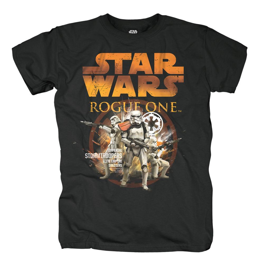Elite Empire Soldiers von Star Wars - T-Shirt jetzt im SuperTees Shop