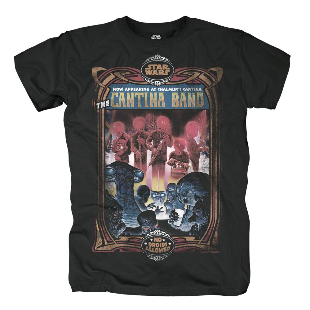 Chalmun's Cantina von Star Wars - T-Shirt jetzt im SuperTees Shop