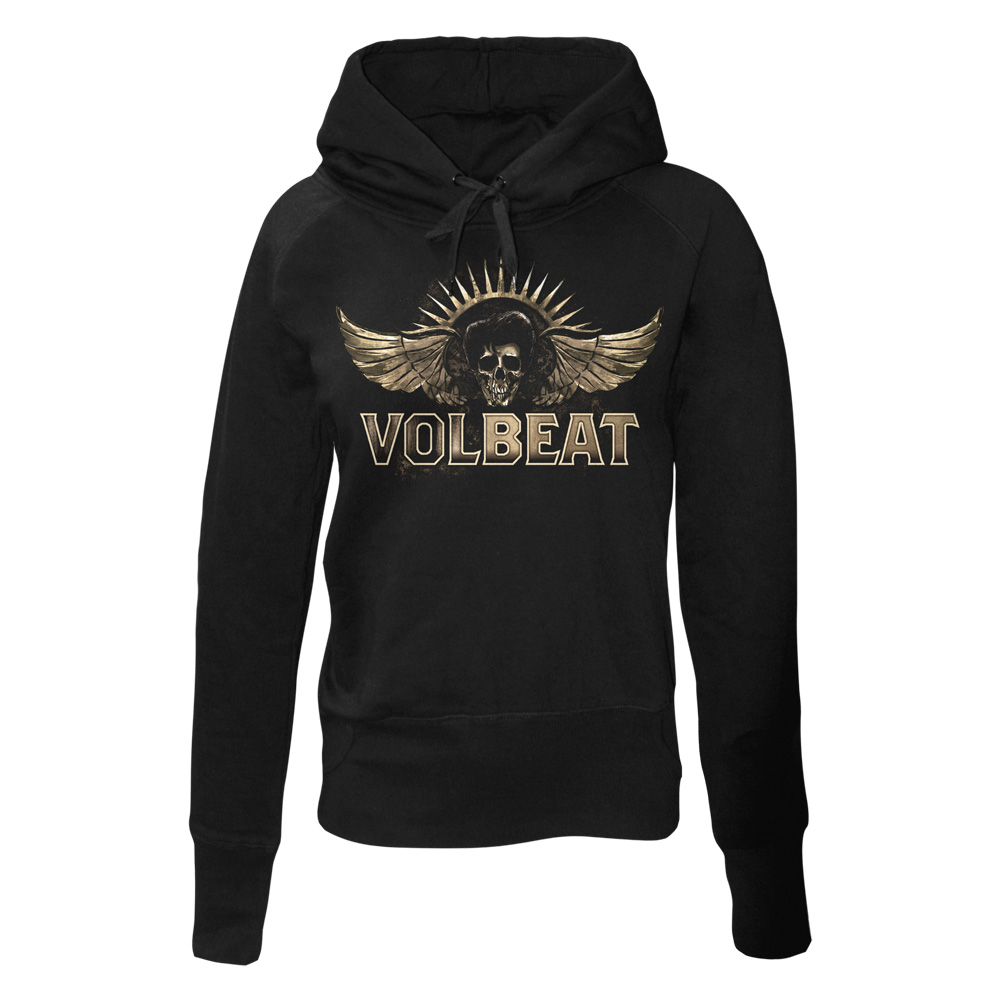 √Seal The Deal Skullwing von Volbeat - Hooded sweater jetzt im Volbeat Shop