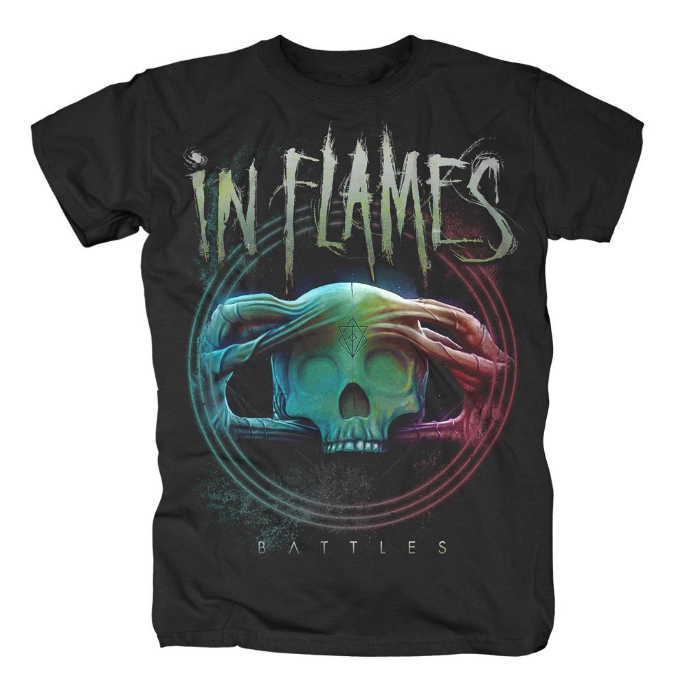 √Battles Circle von In Flames - T-Shirt jetzt im In Flames Shop