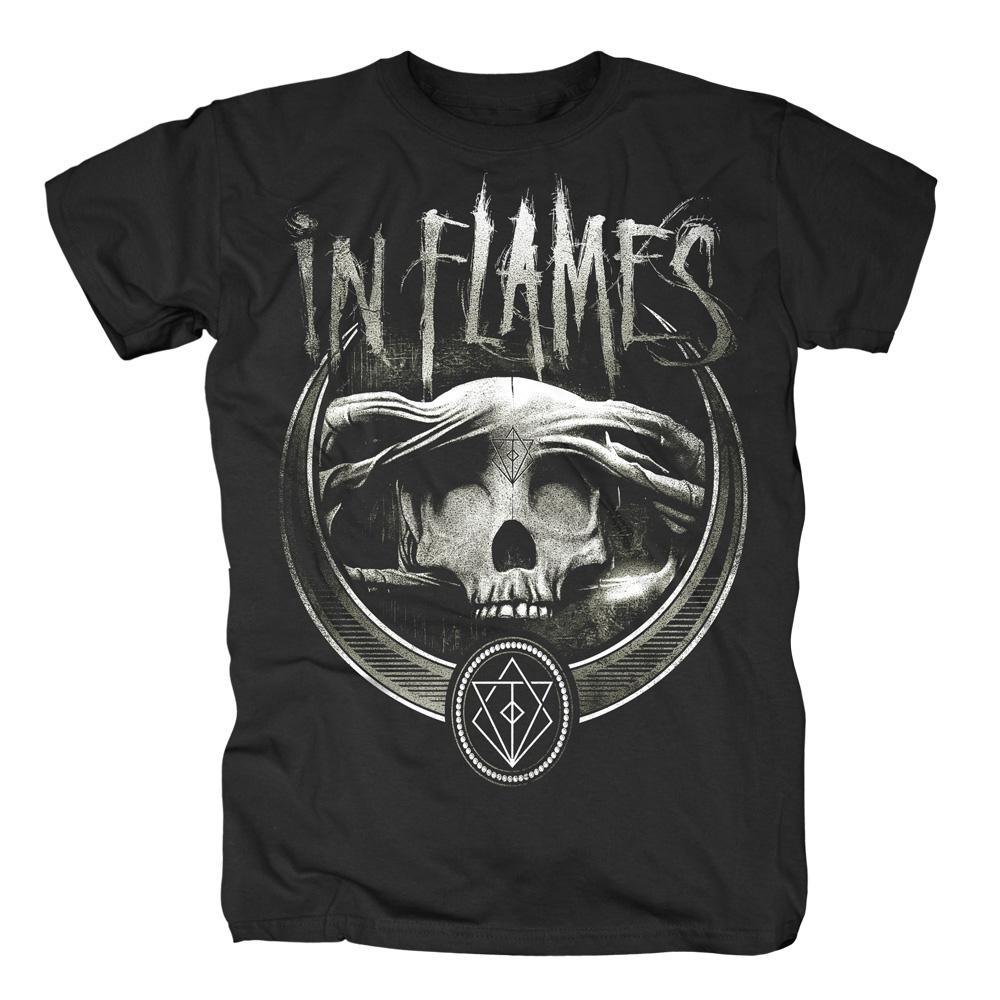 √Battles Badge von In Flames - T-shirt jetzt im In Flames Shop