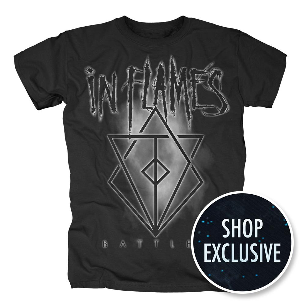 √Battles Jesterhead - Bravado Exclusive von In Flames - T-shirt jetzt im In Flames Shop
