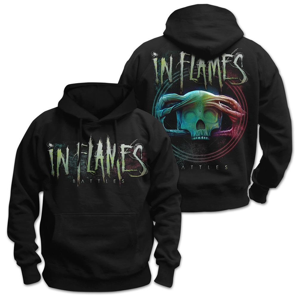 √Battles Circle von In Flames - 60% cotton / 40% polyester jetzt im In Flames Shop