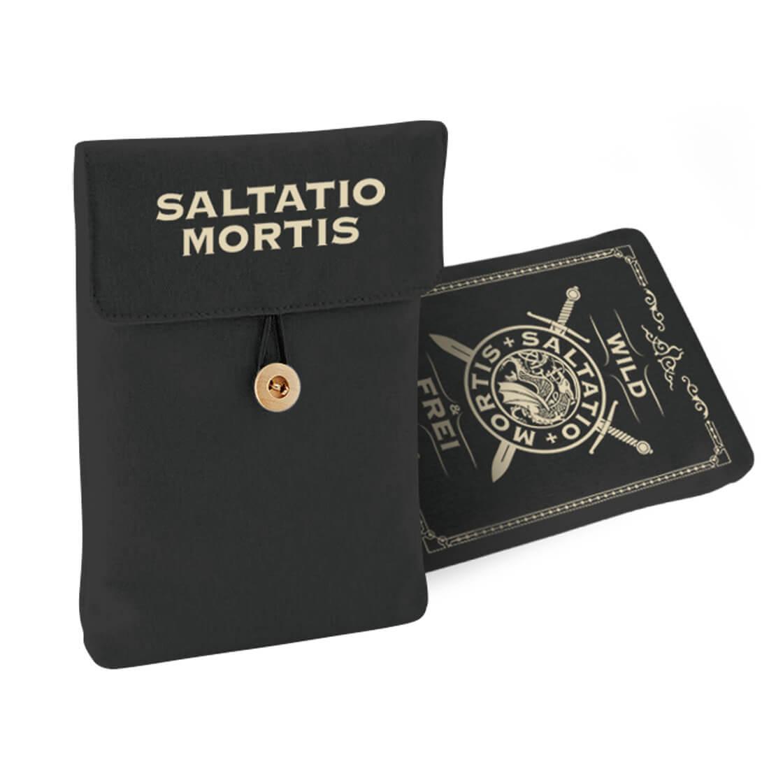 Logo von Saltatio Mortis - Media Case jetzt im Bravado Shop